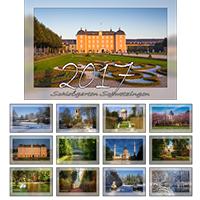 Schwetzinger Schloßgartenkalender