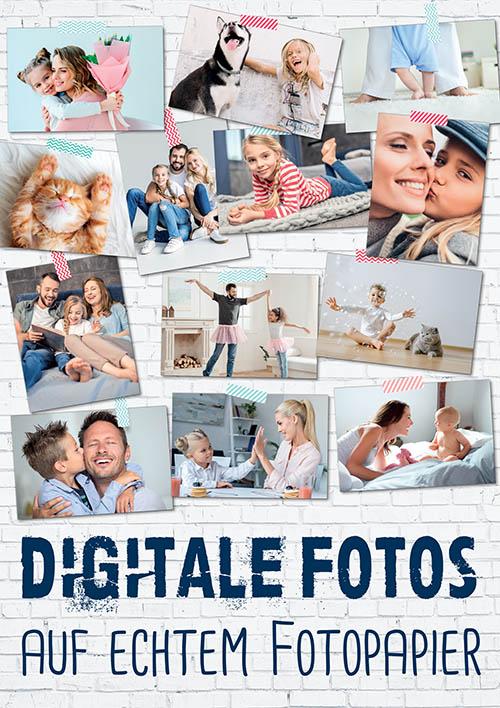 Digitale Fotoarbeiten