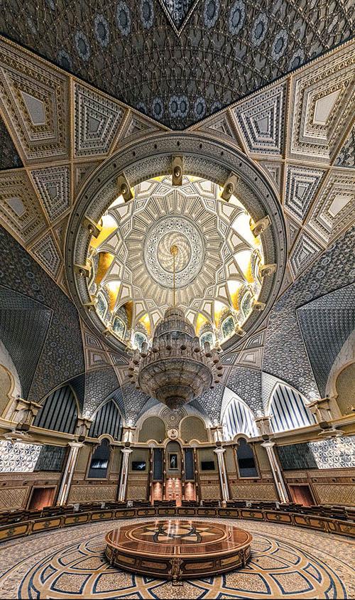 Spirit of Collaboration Qasr Al Watan