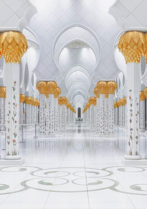 Sheikh Zayed Mosque III