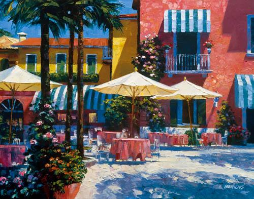 Howard Behrens - Inn at Lake Garda