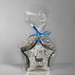 Geschenkideen Teelicht - Elch