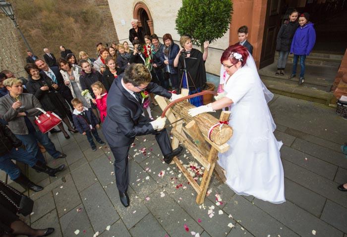Hochzeitsreportagen - Tagesbegleitungen
