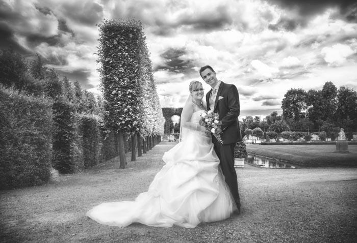 Hochzeitsfotografie in SW