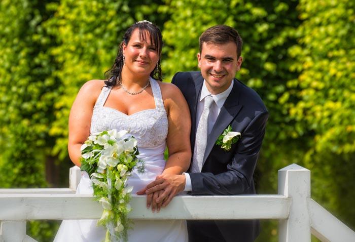 Hochzeitsfotos in Schwetzingen