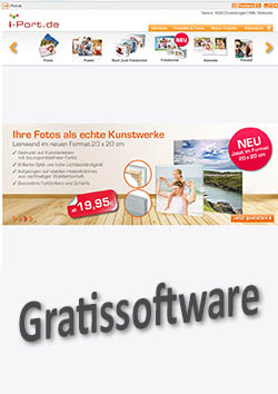 i-Port - Fotobestellsoftware