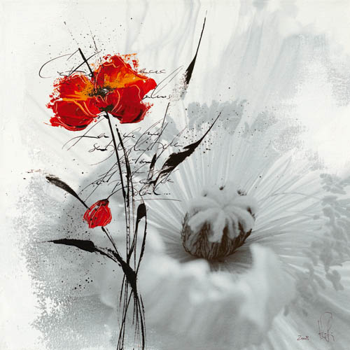 ig3368 Isabelle Zacher-Finet Petite aventure fleurie I